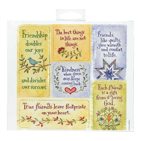 MAGNET SHEETS - FRIENDSHIP