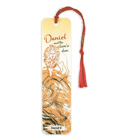 BOOKMARK - DANIEL AND THE LION'S DEN
