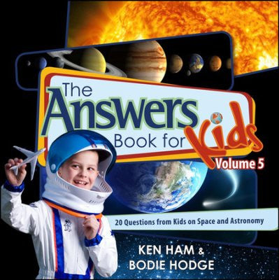 ANSWERS BOOK FOR KIDS #5