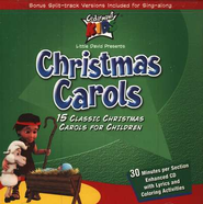 CEDARMONT KIDS - CHRISTMAS CAROLS CD