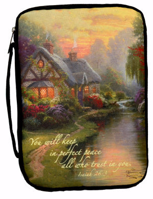 BIBLE CASE - KINCADE - QUIET EVENING XL