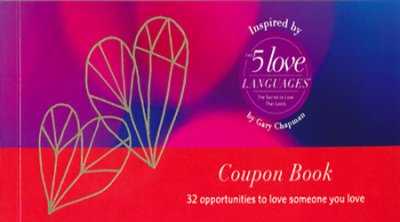 5 LOVE LANGUAGES COUPON BOOK