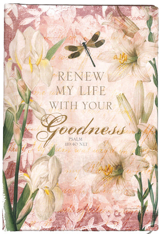PRAYER JOURNAL- RENEW MY LIFE
