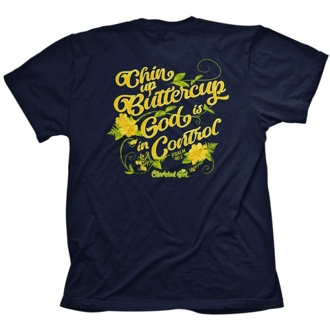 TSHIRT - BUTTERCUP - 2XL