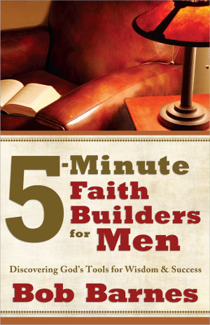 5 MINUTE FAITH BUIDERS FOR MEN