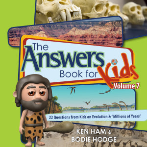 ANSWERS BOOK FOR KIDS #7