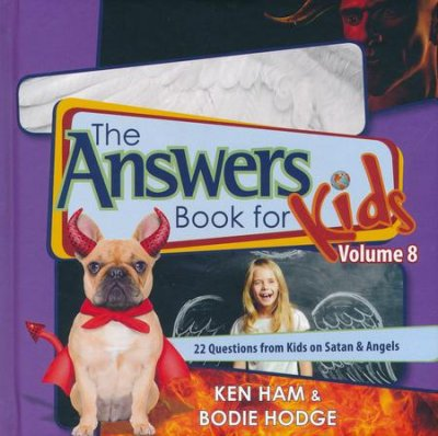 ANSWERS BOOK FOR KIDS #8