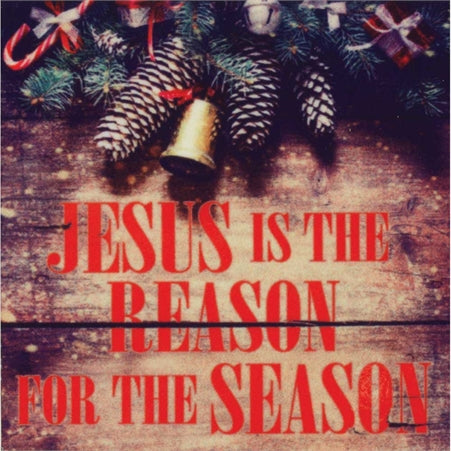 MAGNET - CHRISTMAS - JESUS IS THE REASON
