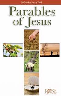 PAMPHLET - PARABLES OF JESUS