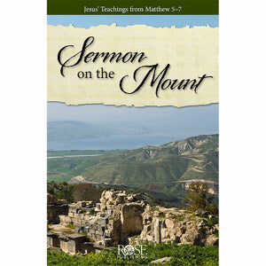 PAMPHLET - SERMON ON THE MOUNT