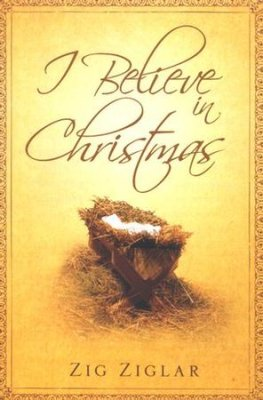 TRACT - CHRISTMAS - I BELIEVE IN CHRISTMAS 25PK