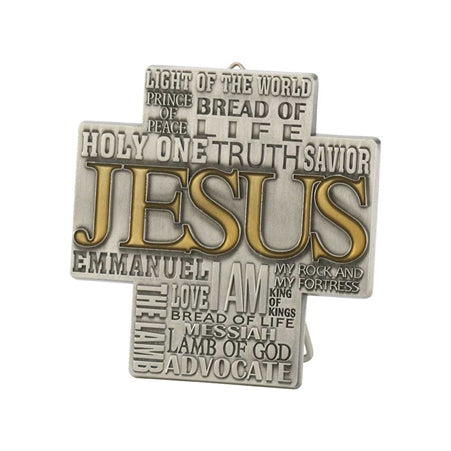 CROSS TABLETOP - NAMES OF JESUS