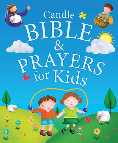 BIBLE & PRAYERS FOR KIDS