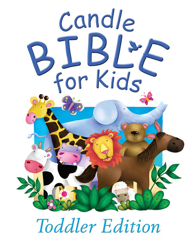 BIBLE FOR KIDS TODDLER EDITION