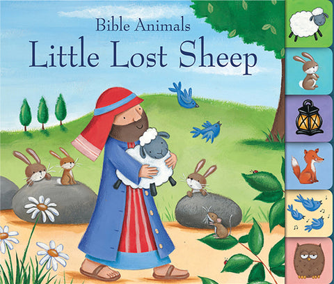 BIBLE ANIMALS - LITTLE LOST SHEEP