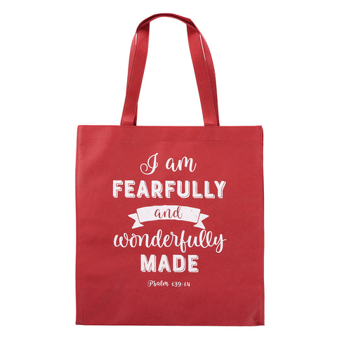 TOTE BAG - WONDERFULLY MADE
