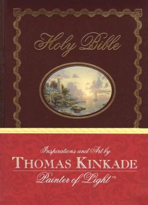 NKJV - THOMAS KINCADE FAMILY BIBLE HC