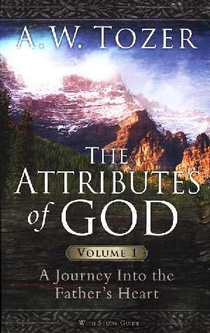ATTRIBUTES OF GOD V1