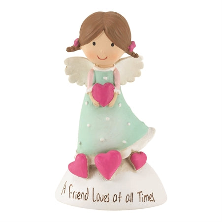 RESIN ANGEL - A FRIEND LOVES - 2.5""