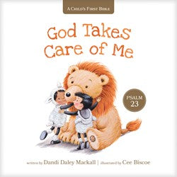 GOD TAKES CARE OF ME  PS 23