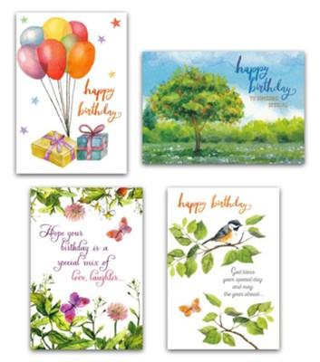 BOXED CARDS - BIRTHDAY - BOUNTY