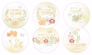 COASTER SET - BE STILL COLLECTION