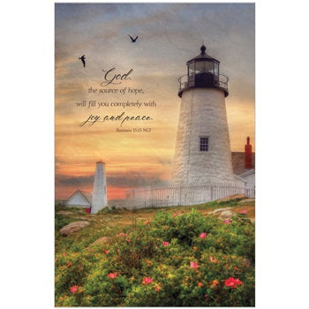 PRAYER JOURNAL- LIGHTHOUSE