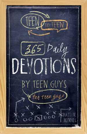 365 DAILY DEVOTIONS TEEN GUYS