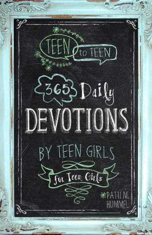 365 DAILY DEVOTIONS TEEN GIRLS