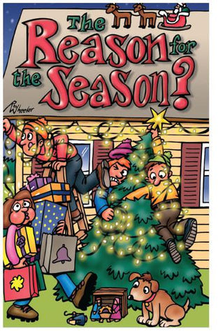 TRACT - CHRISTMAS - REASON FOR THE SEASON
