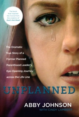 UNPLANNED - BOOK