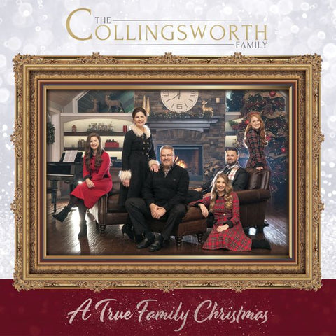 COLLINGSWORTH - TRUE FAMILY CHRISTMAS - CD