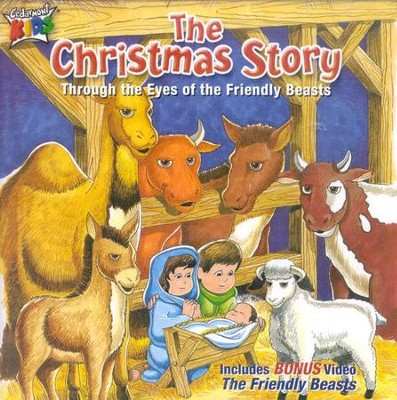 CEDARMONT KIDS - CHRISTMAS STORY CD