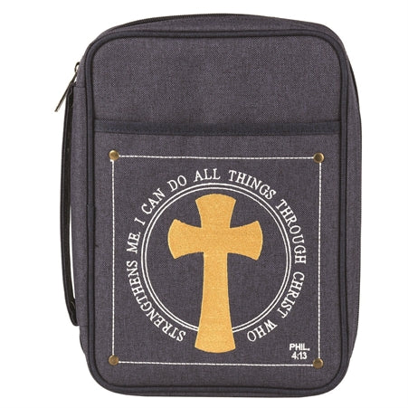 BIBLE CASE - COMPACT - I CAN DO ALL THINGS