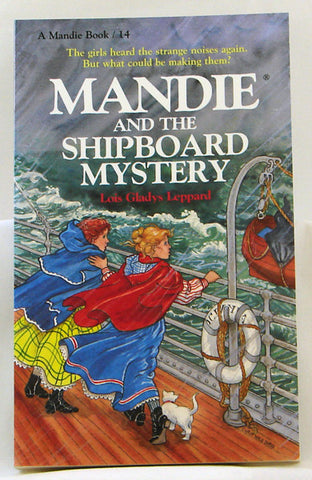MANDIE AND THE SHIPBOARD MYSTERY, #14 LOIS GLADYS LEPPARD- Paperback