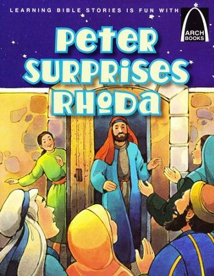 ARCH BOOK - PETER SURPRISES RHODA