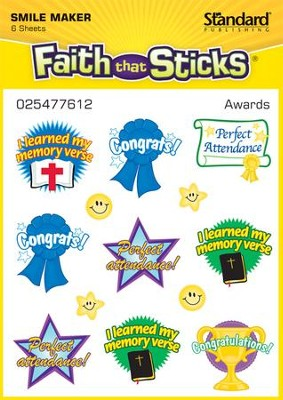 STICKERS - AWARDS
