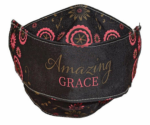 FACE MASKS - AMAZING GRACE