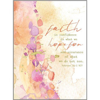 BIBLE COMPANION PRAYER JOURNAL - FAITH