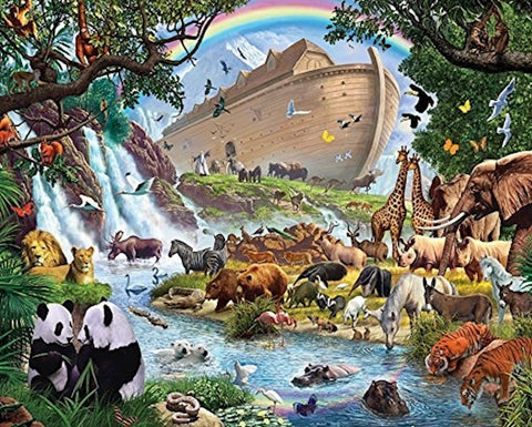 JIGSAW PUZZLE - NOAH'S ARK - 1000PC