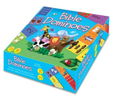 GAME - BIBLE DOMINOES
