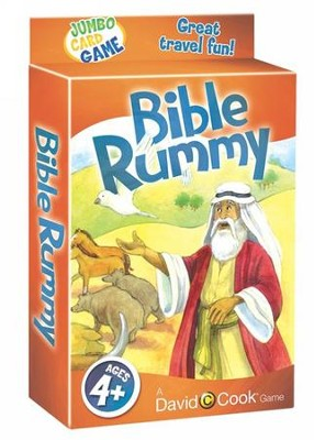 GAME - BIBLE RUMMY