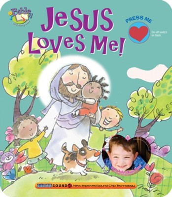 JESUS LOVES ME - W/SOUND