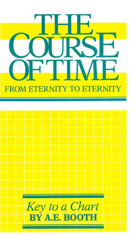 THE COURSE OF TIME, A.E. BOOTH- Paperback