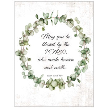 NOTE CARDS - MAY YOU BE BLESSED