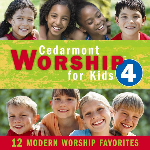 CEDARMONT WORSHIP FOR KIDS 4