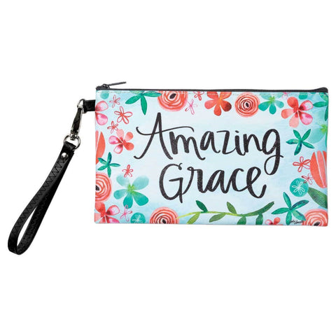 ZIPPERED BAG - HIS MERCIES ARE NEW