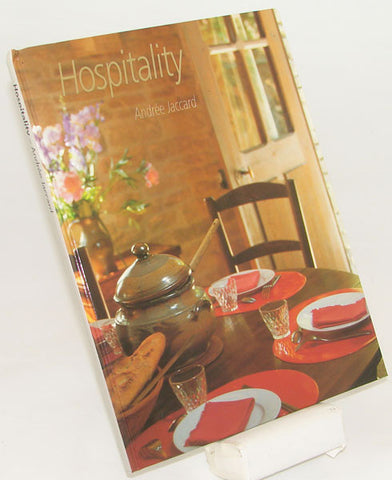 HOSPITALITY - ANDREE JACCARD