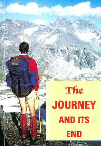 THE JOURNEY AND ITS END, A. J. POLLOCK- Paperback