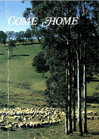 COME HOME, VARIOUS- Paperback